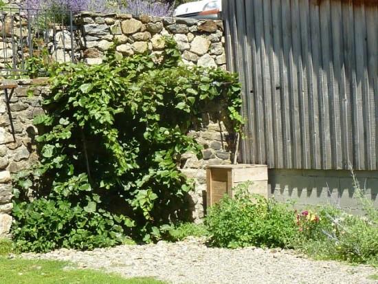 Location gîte tout confort, avec un jardin clot, abri de jardin, et parking privatif.